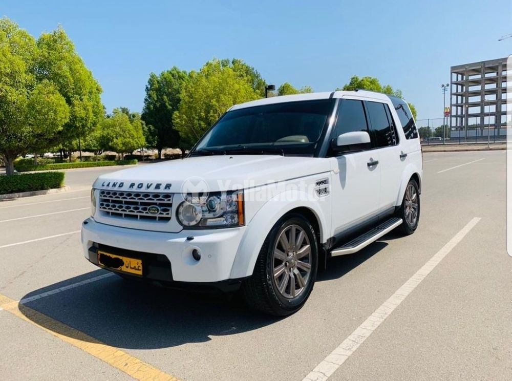 Used Land Rover LR4 HSE 2012