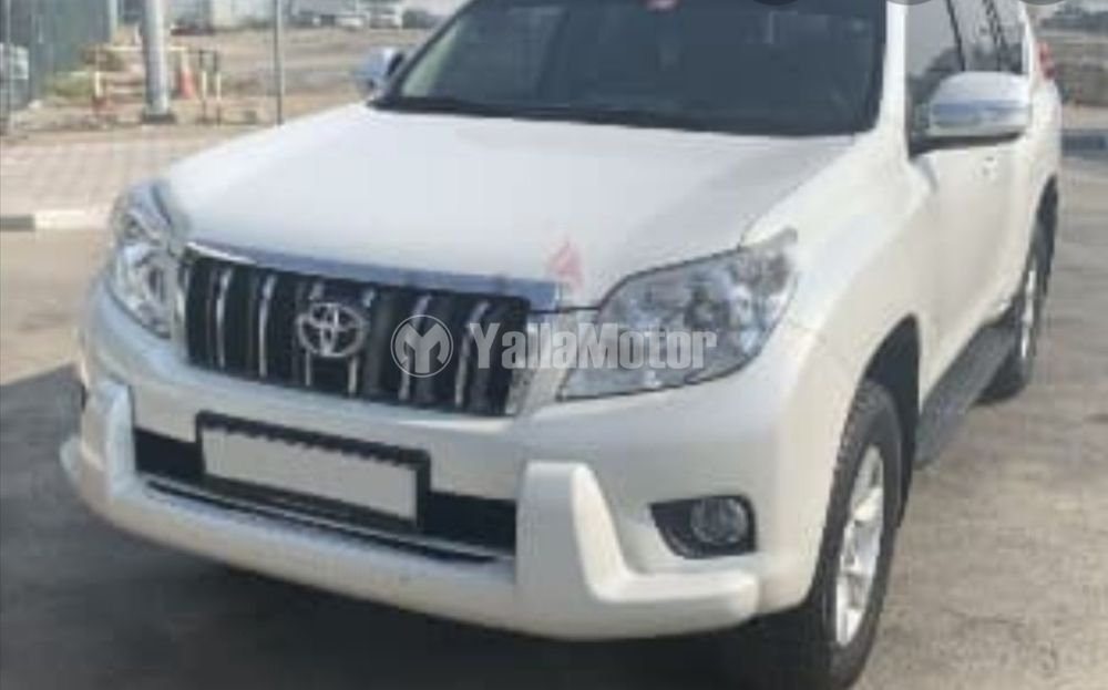 Used Toyota Land Cruiser Prado 2.7L TXL1 2013