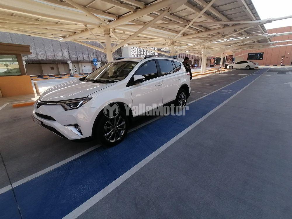 New Toyota Rav4 2.5L 4WD VXR 2018
