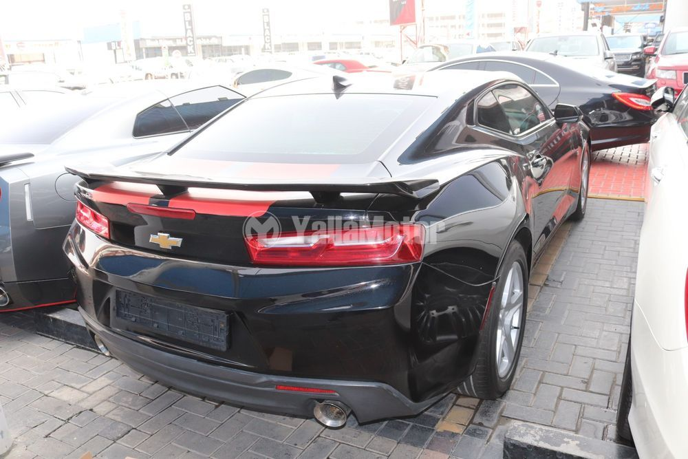 Used Chevrolet Camaro Coupe 3.6L 1LT 2016
