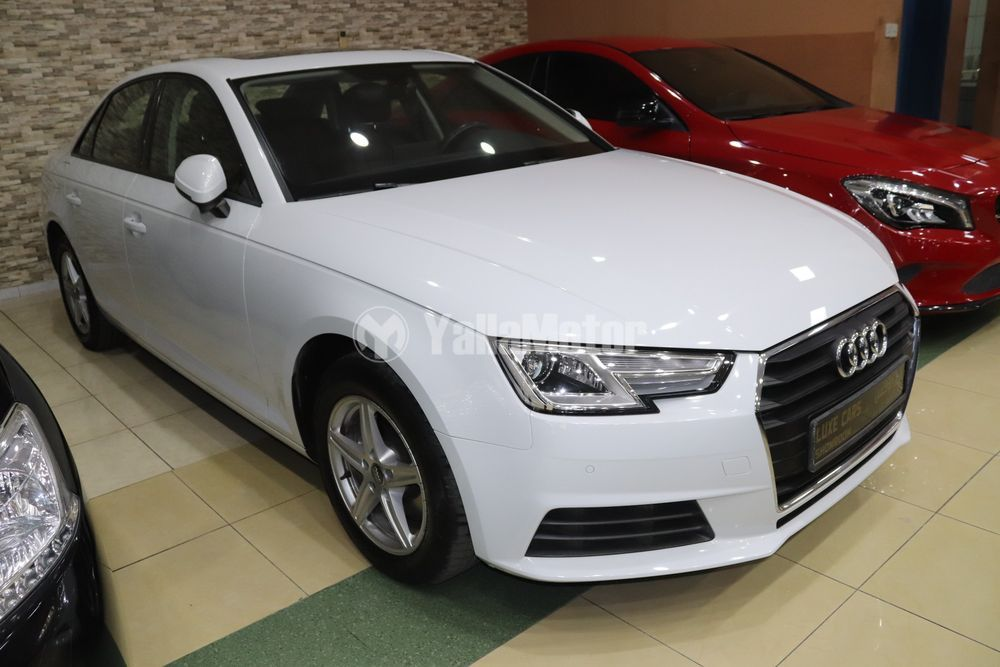 Used Audi A4 1.8L (170 HP) 2018