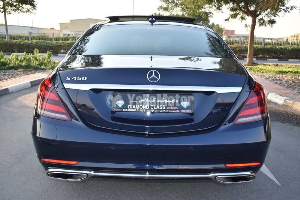 Used Mercedes-Benz S-Class S 450 2018