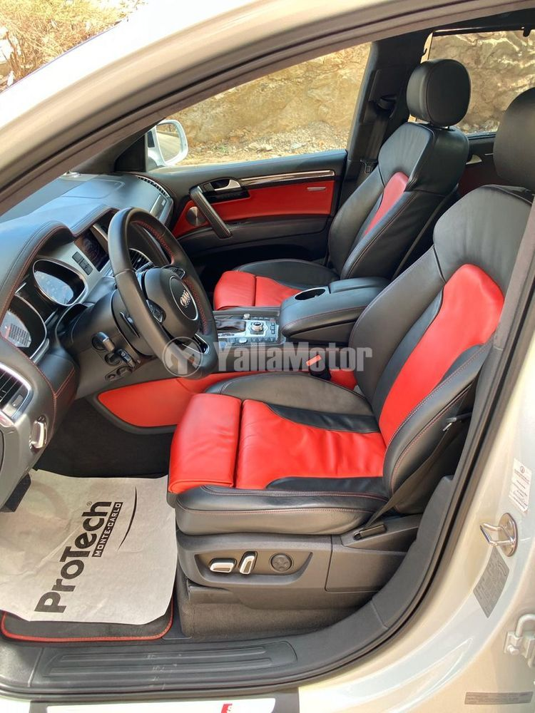 Used Audi Q7 3.0L (333 HP) 2014