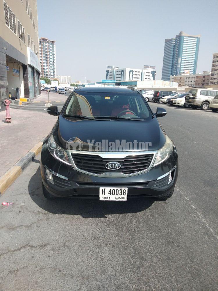 Used Kia Sportage  2.4L GDI LX (AWD) 2011