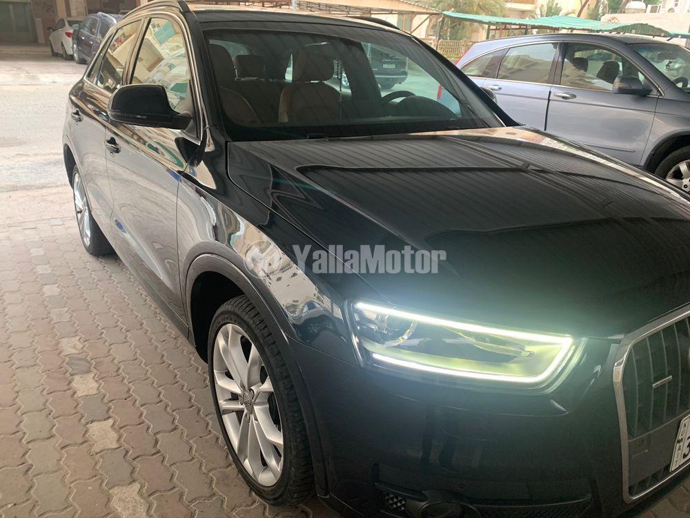 Used Audi Q3  35 TFSI quattro (150 HP) 2014