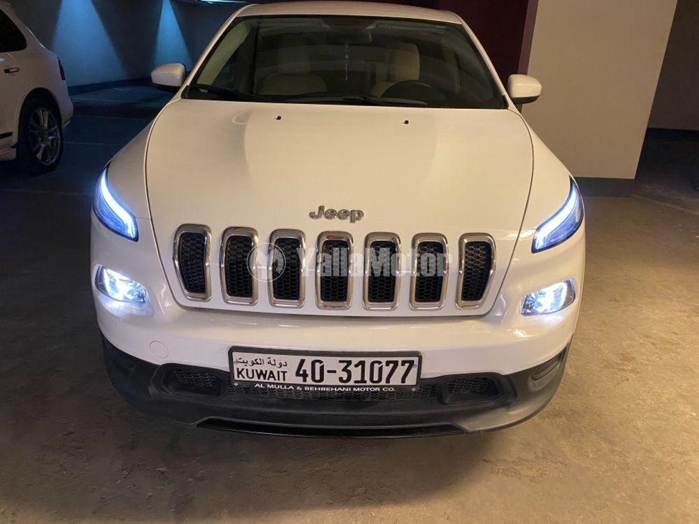 Used Jeep Cherokee 2.4L Sport 2016