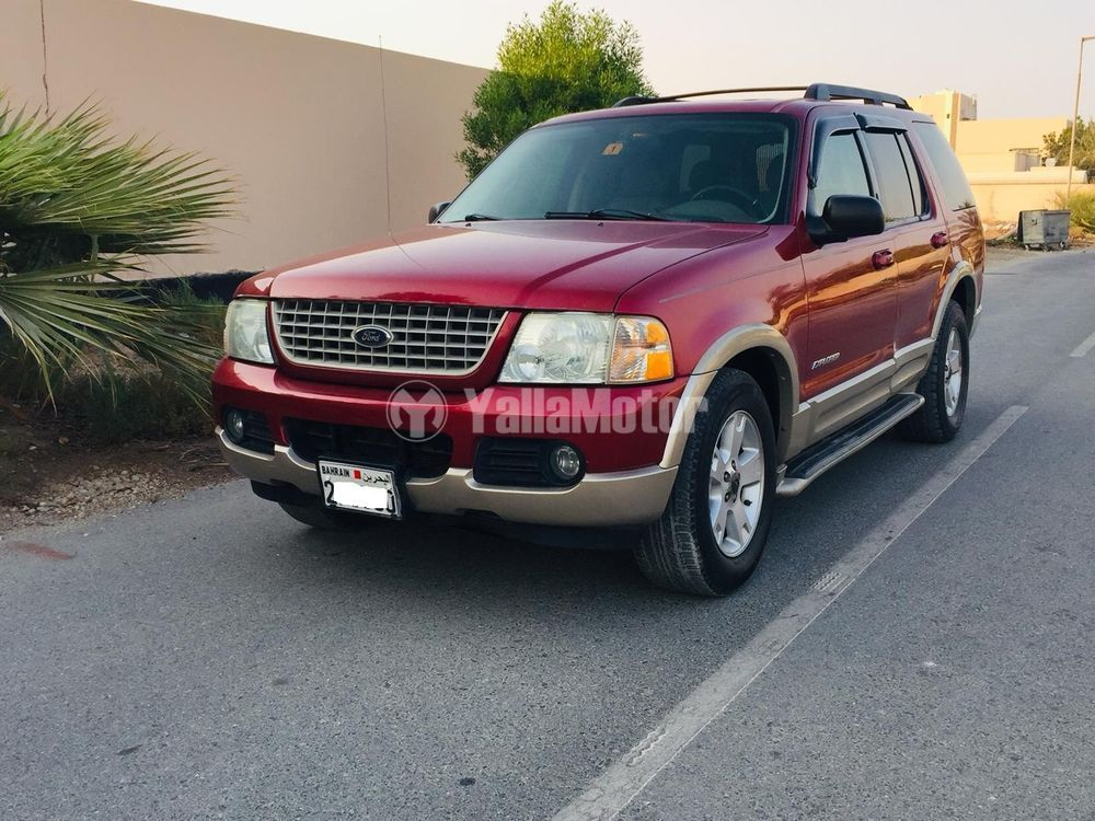 Used Ford Explorer  3.5L V6 XLT (AWD) Full Option 2005