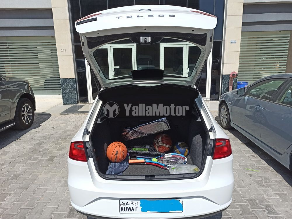 Used Seat Toledo  1.6L Style 2015