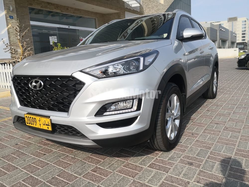 Used Hyundai Tucson  2.4L GDI Mid (AWD) 2020