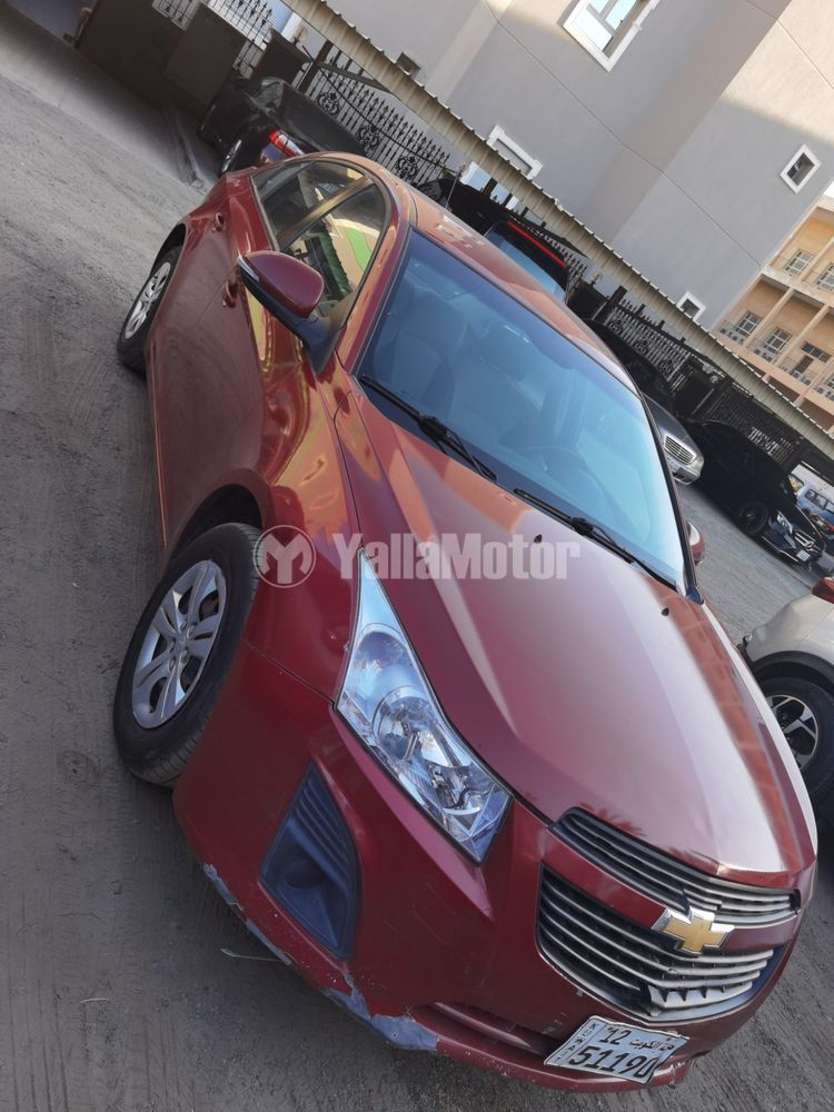 Used Chevrolet Cruze  LS A/T 2014