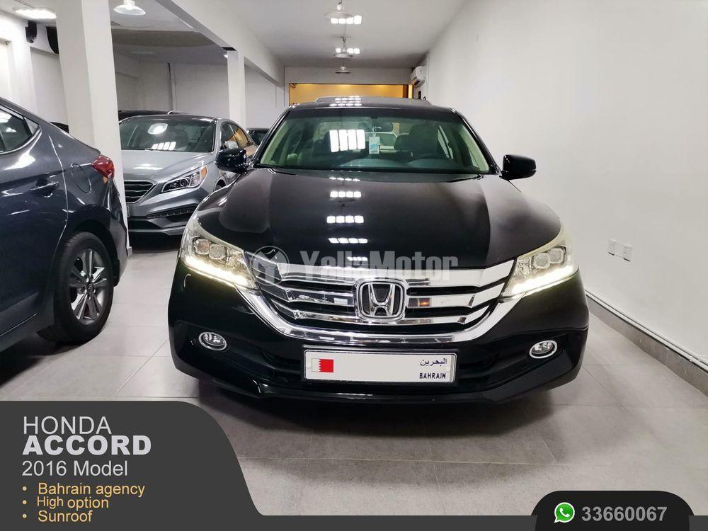 Used Honda Accord  3.5L V6 Sport 2016