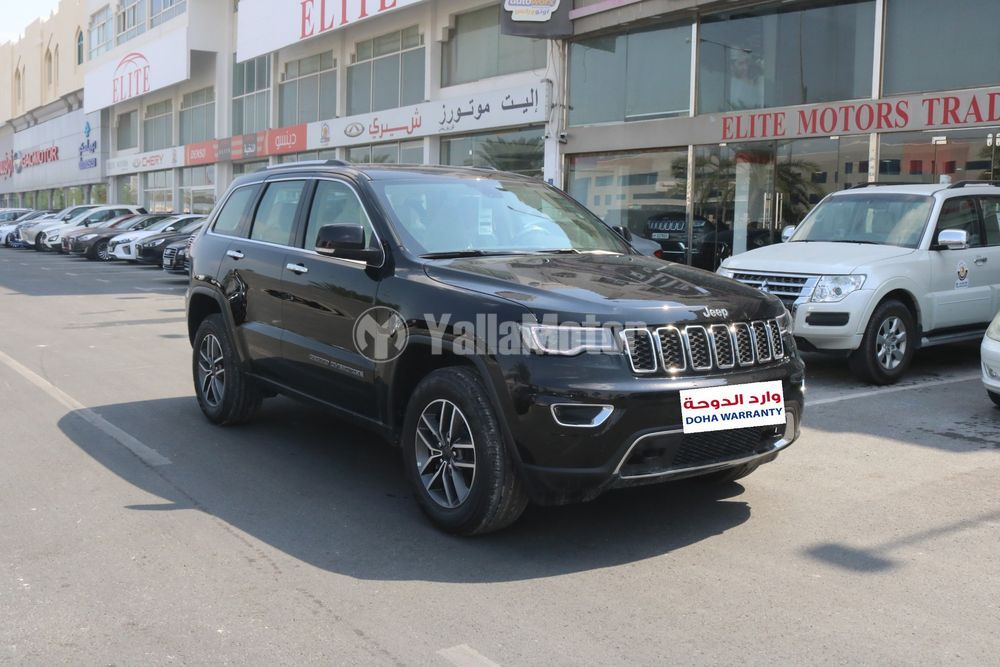 New Jeep Grand Cherokee  3.6L Limited 2020