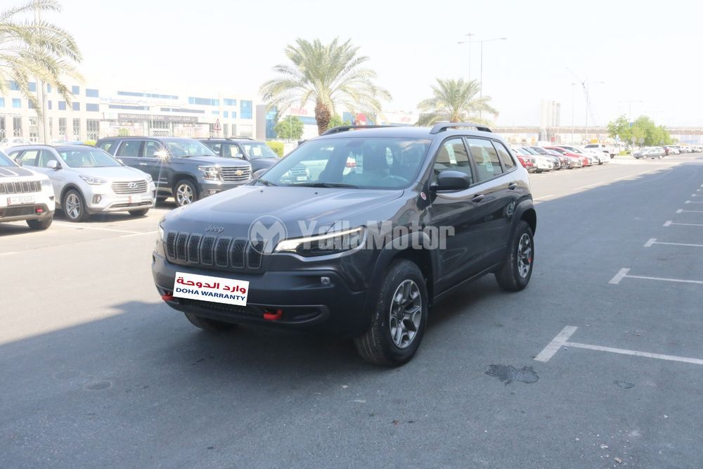 New Jeep Cherokee  3.2L Trailhawk 2020