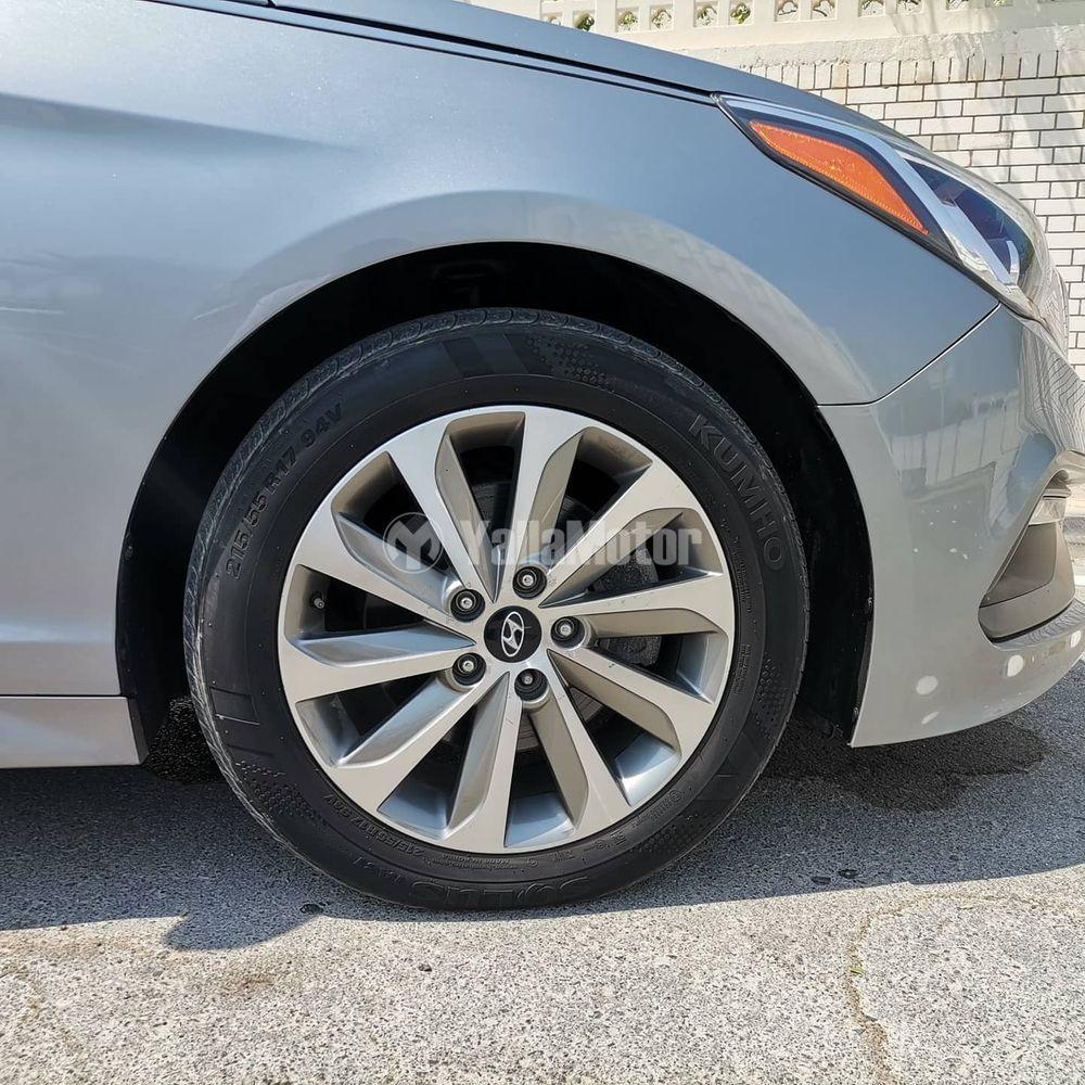 Used Hyundai Sonata  2.4L Top 2017