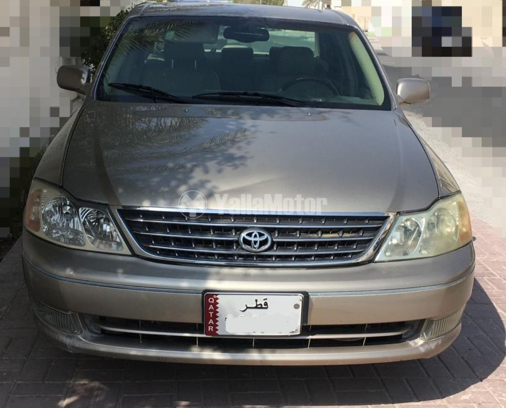 Used Toyota Avalon 2004