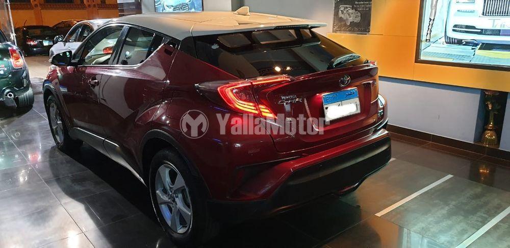 Used Toyota C-HR 1.2T Icon M/T 2017