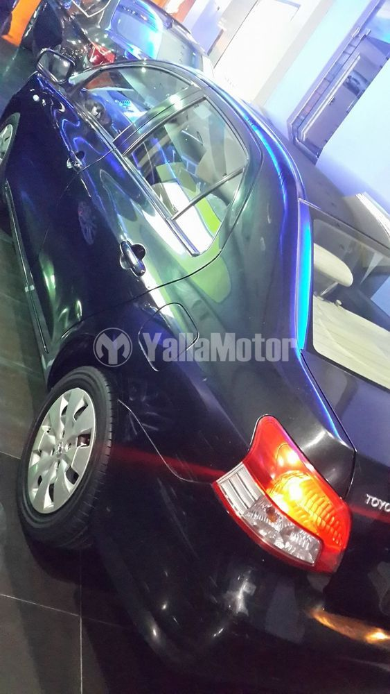 Used Toyota Yaris Sedan  1.3L STD (M/T) 2009
