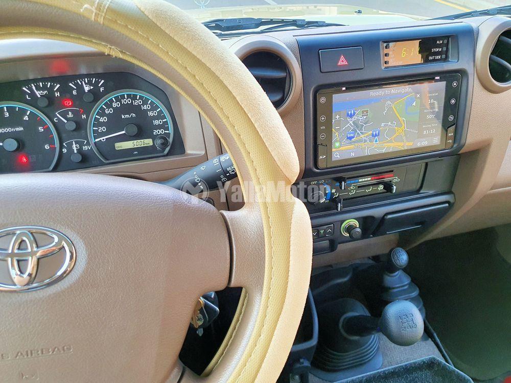 تويوتا لاند كروزر  V8 Turbo Diesel 2020 الجديد