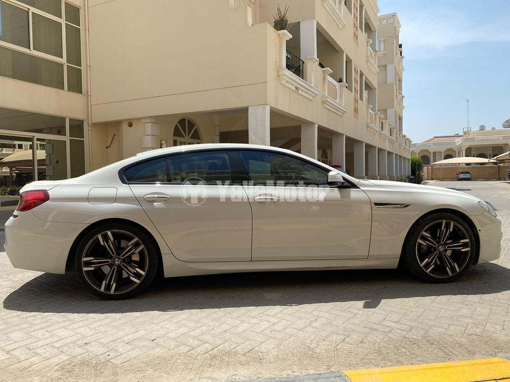 Used BMW 6 Series Gran Coupe 640i 2014