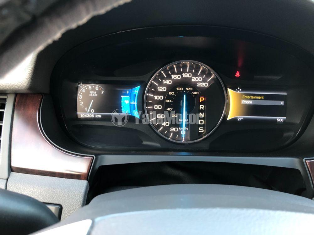 فورد ايدج  3.5L V6 SEL AWD 2014 مستعملة