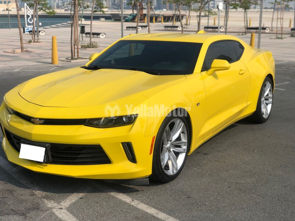 Used Chevrolet Camaro Coupe 3.6L 1LT 2017