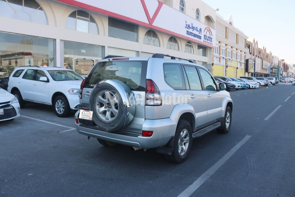 Used Toyota Land Cruiser Prado  4.0L V6 VX1 2008