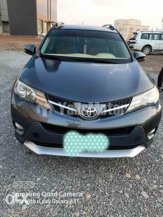 Used Toyota Rav4  2.5L XLE (4X4) 2014