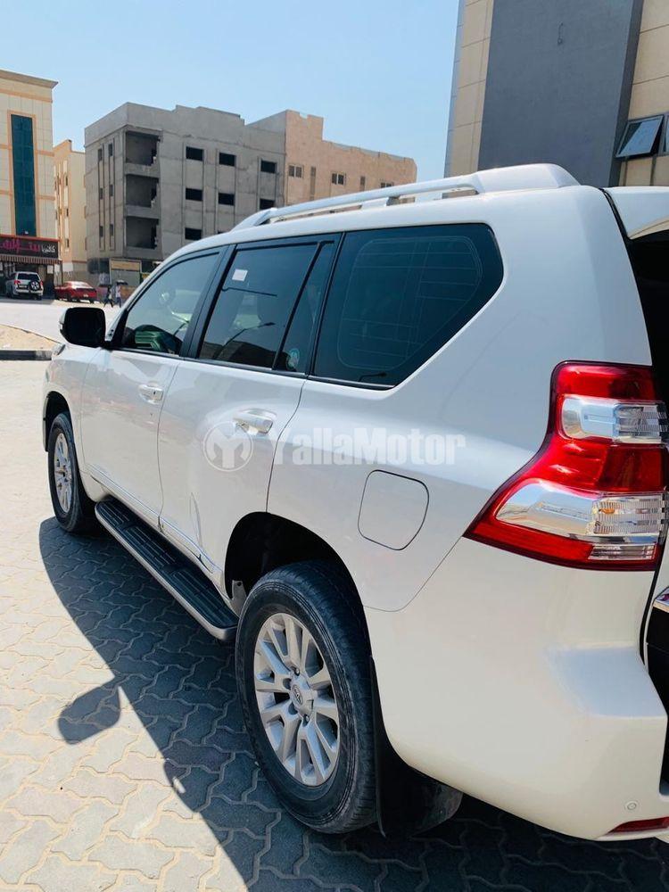 Used Toyota Land Cruiser Prado  4.0L VXR 2017