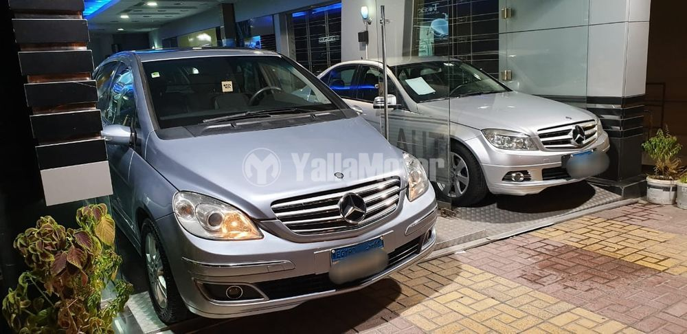 Used Mercedes-Benz B Class 2006