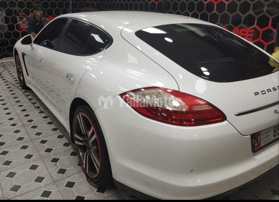 Used Porsche Panamera 3.0L 4 2011
