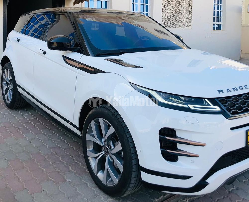 New Land Rover Range Rover Evoque 2.0T R-Dynamic SE 250 PS  2020