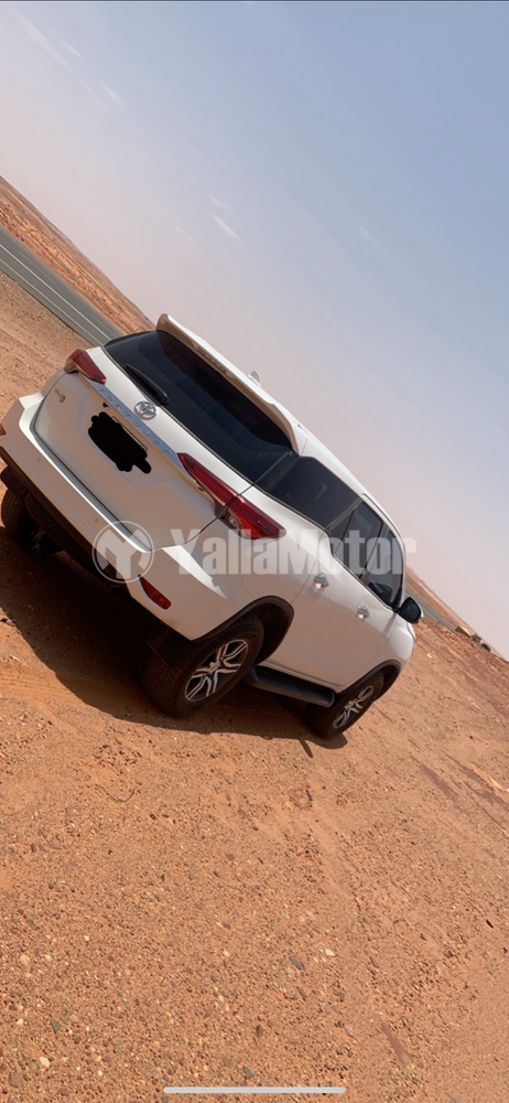 Used Toyota Fortuner  2.7L 2020