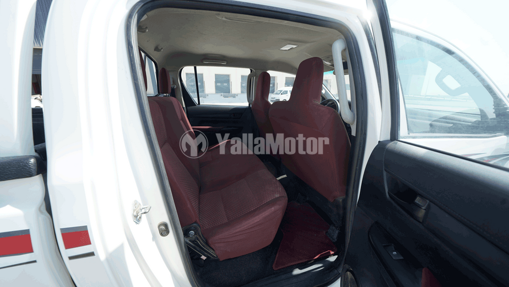 Used Toyota Hilux 2.7 Double Cab 4x4 2017