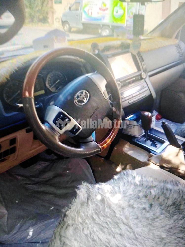 Used Toyota Land Cruiser  4.0 GXR 2014