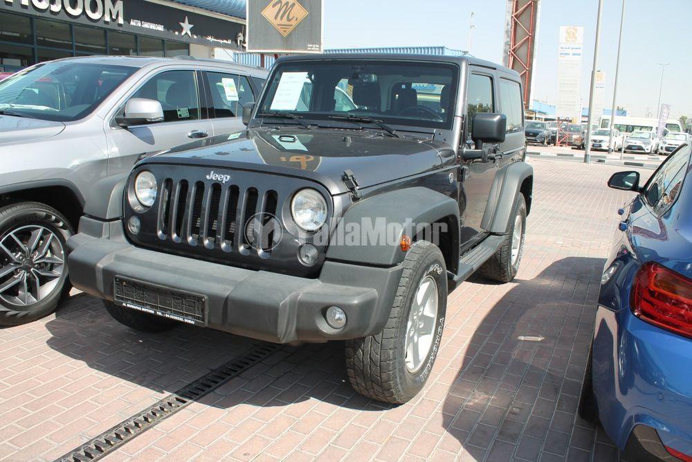 Used Jeep Wrangler 2016