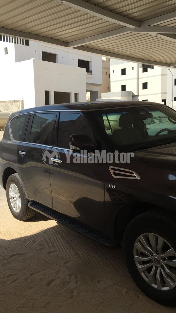 Used Nissan Patrol  4.0L SE (Mid Option) 2016