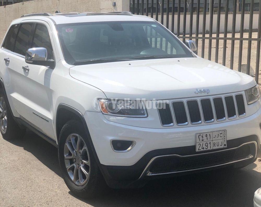 Used Jeep Grand Cherokee  3.6L Laredo (4x2) 2014