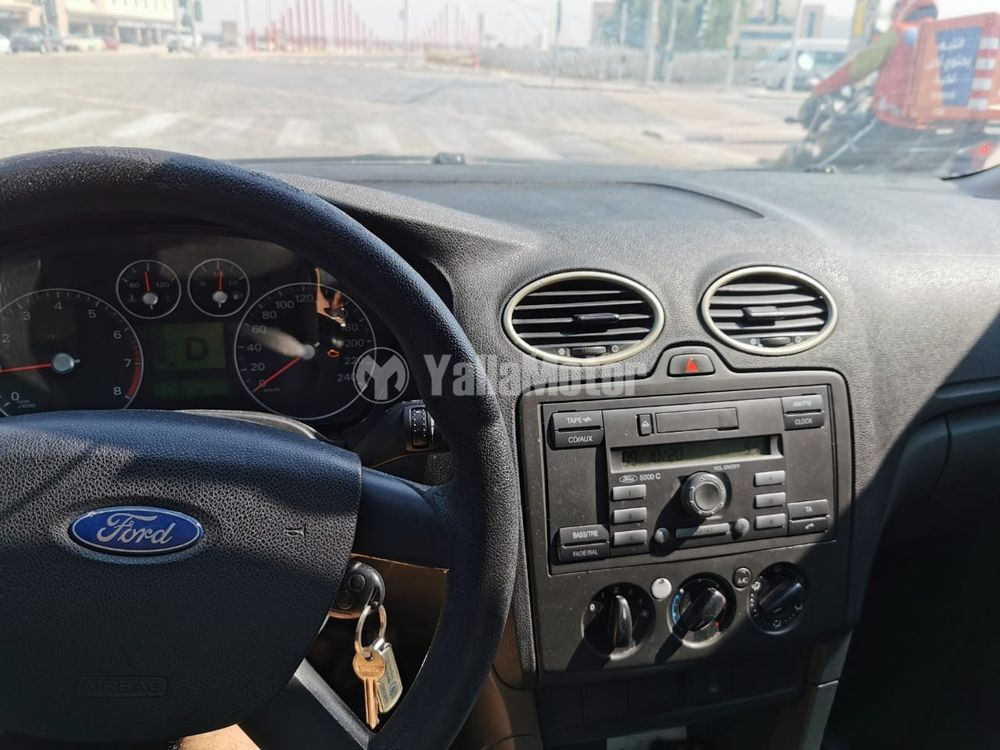 Used Ford Focus 1.6L 2007