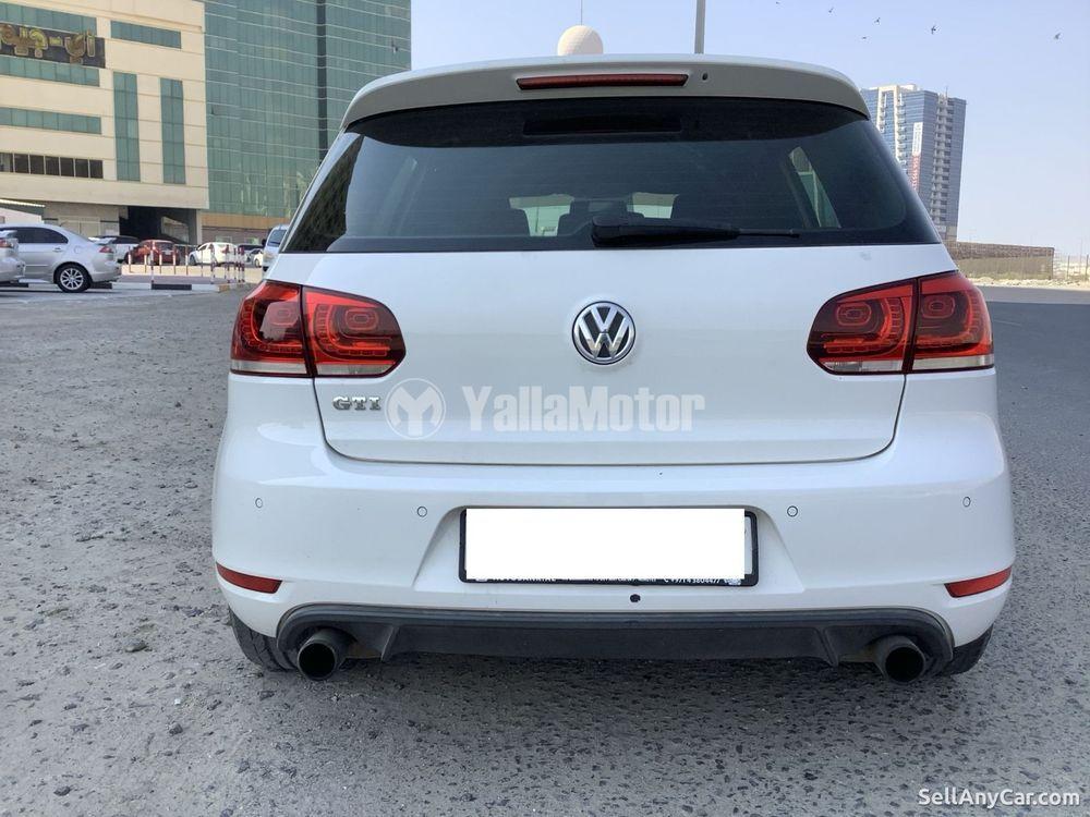Used Volkswagen Golf GTI 2.0T 2012