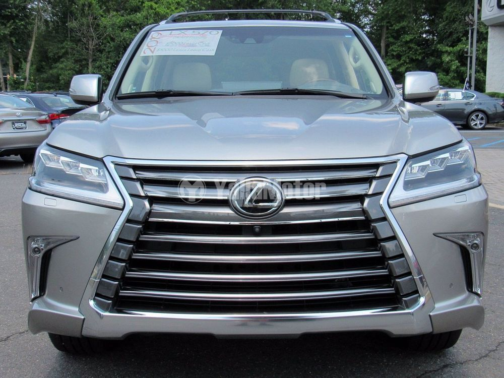 Used Lexus LX 570 5 door 5.7L 2019