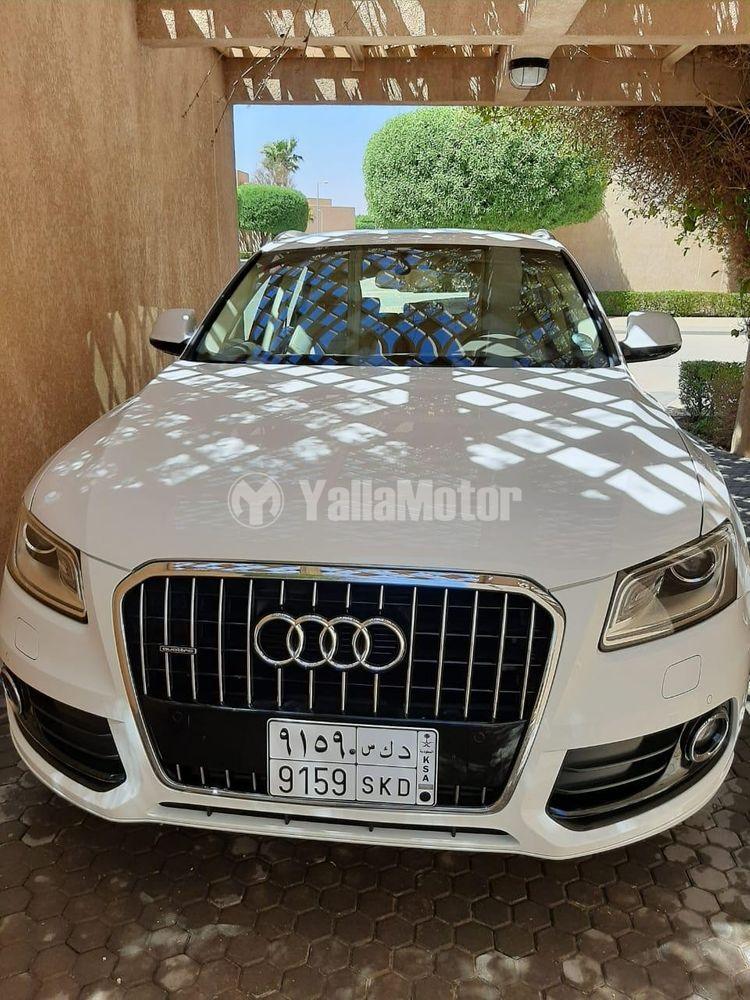 Used Audi Q5  40 TFSI quattro (225 HP) 2017