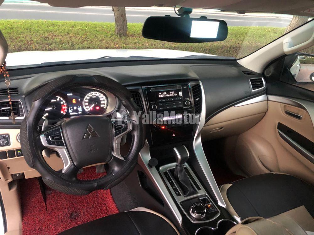 ميتسوبيشي مونتيرو سبورت  3.0L GLS 4WD top 2018 مستعملة