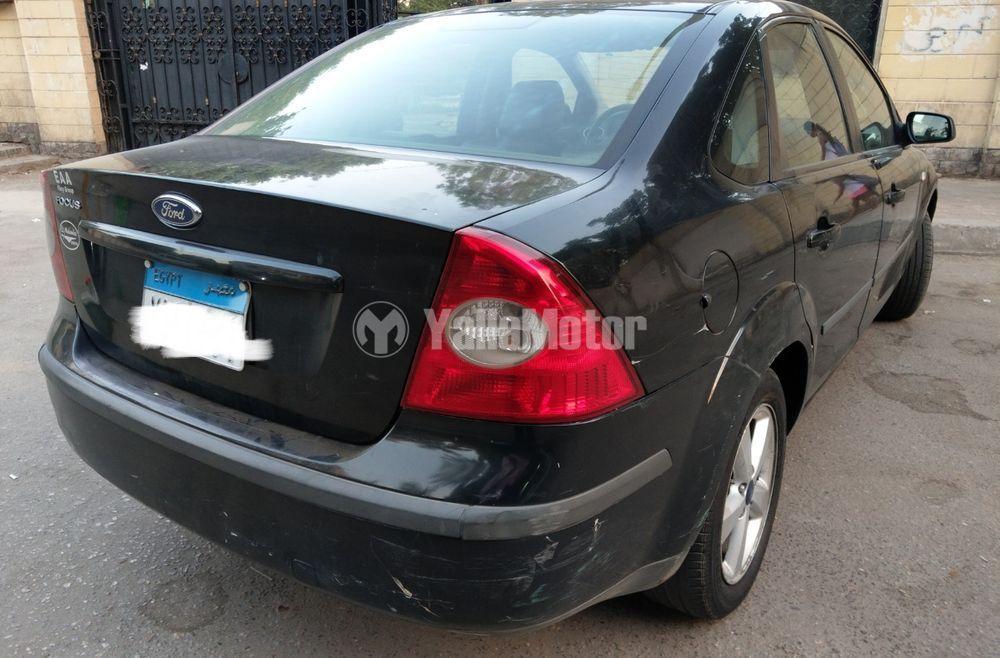 Used Ford Focus  1.6L Sedan 2007