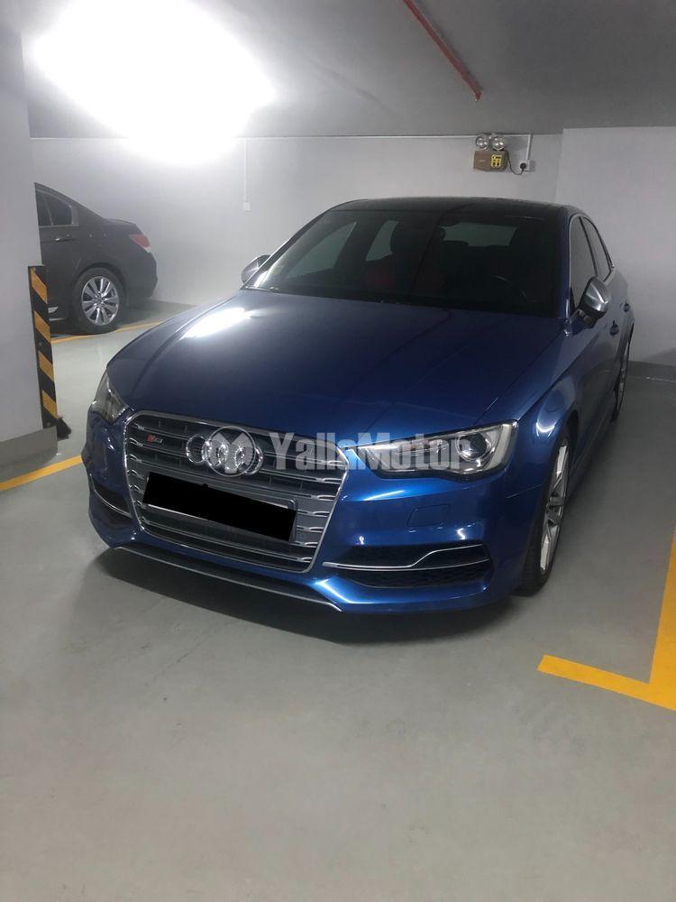 Used Audi S3  S3 2016