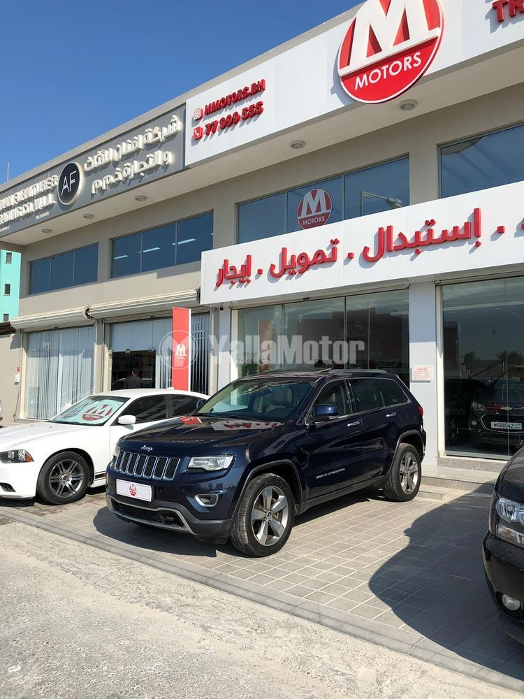 Used Jeep Grand Cherokee  3.6L Limited 2014