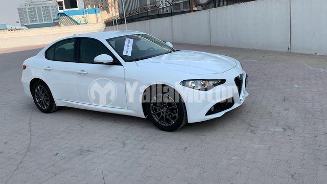 ألفا روميو Giulia 2019 مستعملة