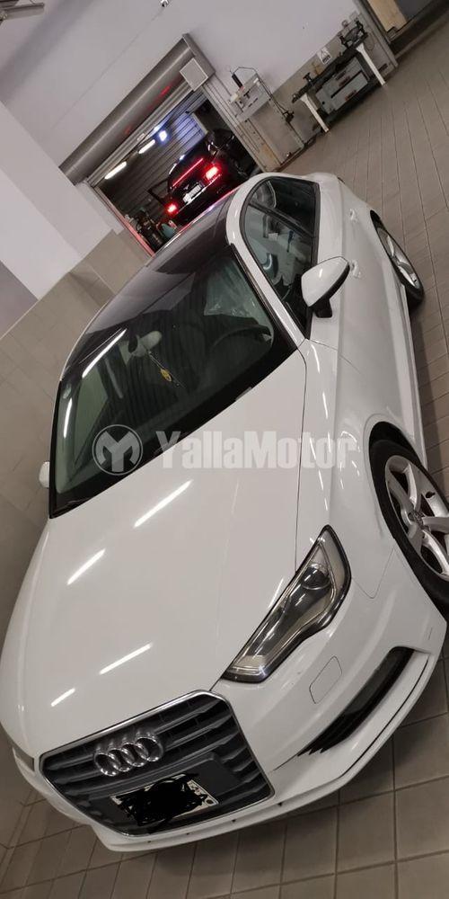 New Audi A3 Sedan  1.0T 30 TFSI Prestige (116 HP) 2015