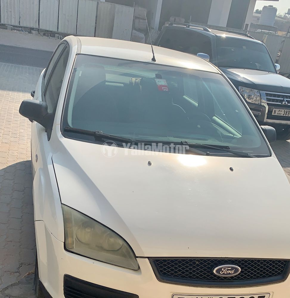 Used Ford Focus  1.6L  Ambiente Sedan 2006