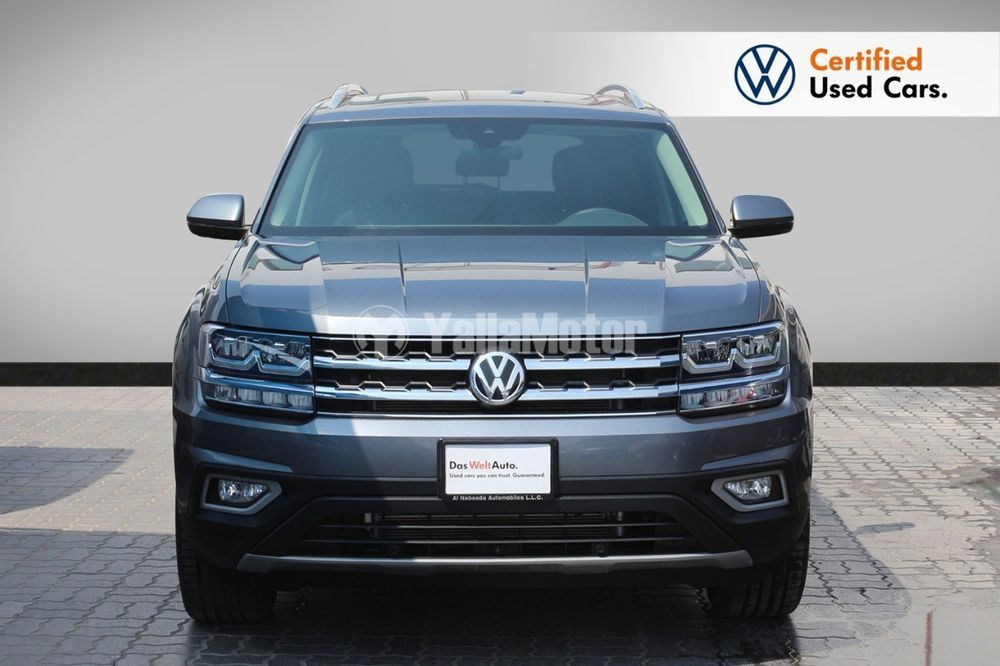 Used Volkswagen Teramont  3.6L SEL w/o Sunroof (AWD) \ 2019