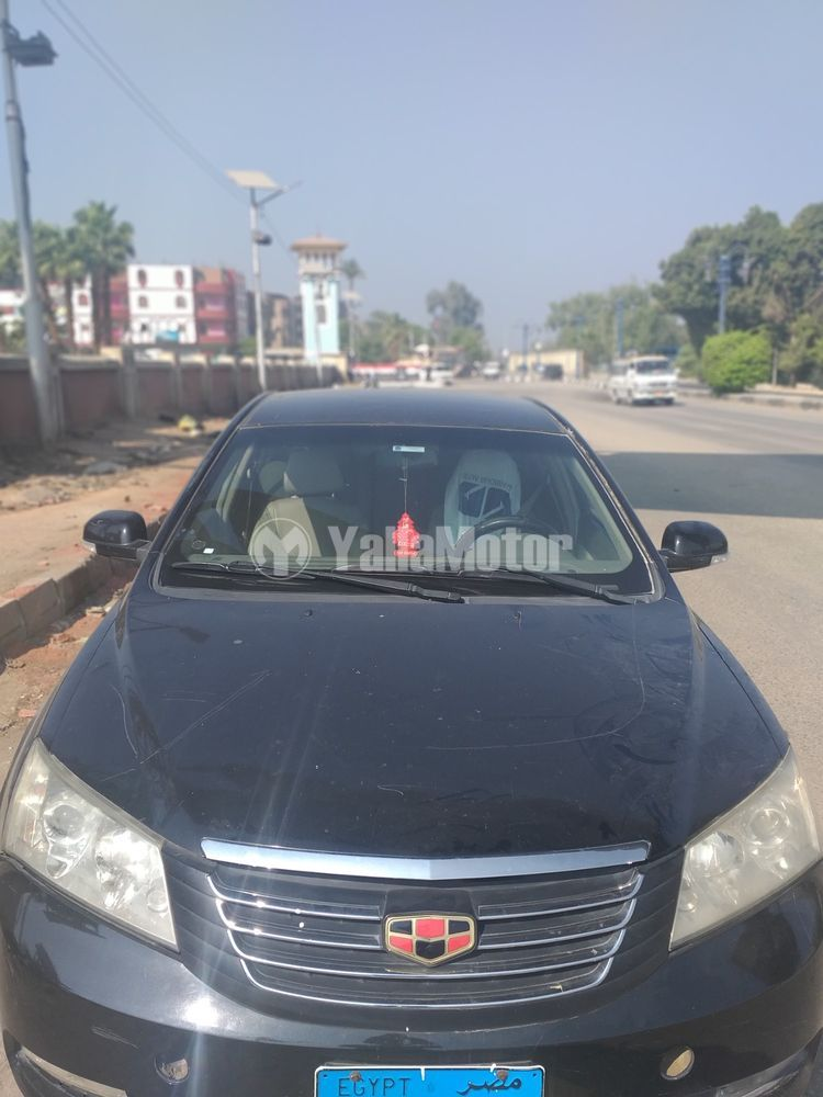 Used Geely Emgrand 7 1.5L GLS Tinted Glass M/T 2014